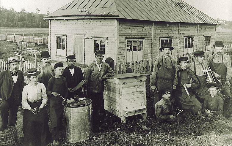 Alexander Lundgren - Biredskapsfabrik